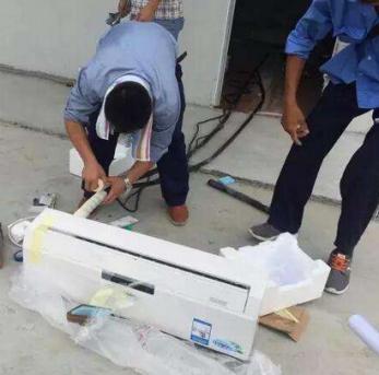 象山格力空调维修安装