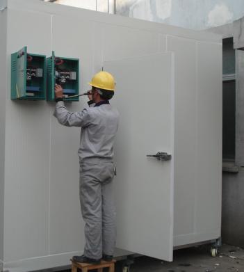周口专业冷库安装设计