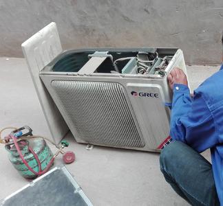 黄岩空调维修加液严谨、求实、真诚的服务工作态度服务好更多的空调维修客户