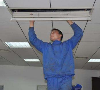 章贡区家用商用空调维修