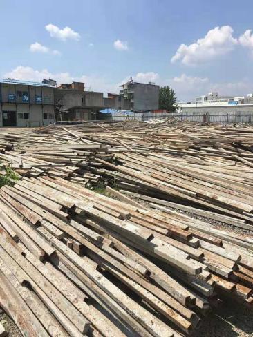 南平市模板方木回收经验丰富