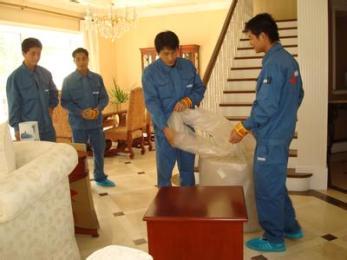 南昌专业搬家公司服务流程