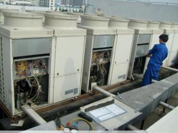 宁海空调维修为您解答什么原因造成室外机噪声大