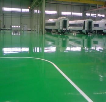 河南地坪漆是厂房装修材料之一