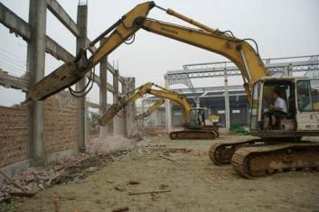 杭州墙体拆除注意事项