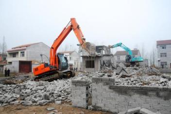杭州房屋拆旧服务流程
