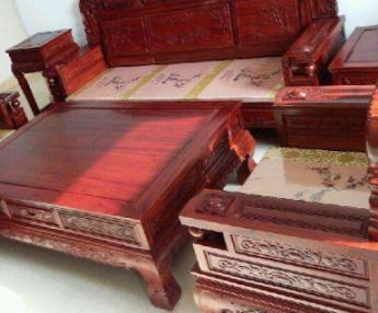 郑州红木家具维修红木家具补油漆翻新