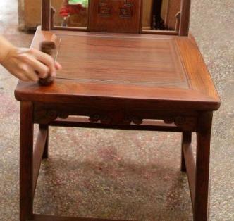 郑州红木家具维修与保养