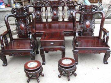 郑州红木家具的美容和修补修复