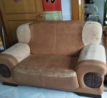 桂林皮沙发翻新维修保养