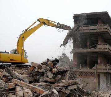 杭州拆除工程,杭州厂房拆除,杭州楼房拆除