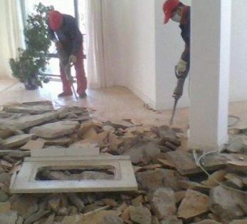 杭州专业拆除,混凝土拆除