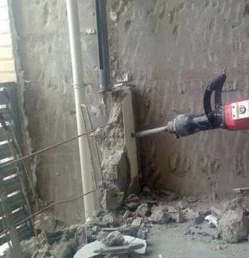 杭州专业混凝土切割拆除