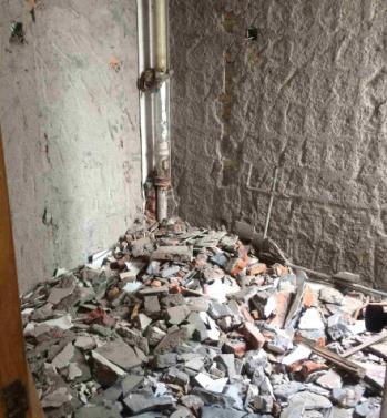 杭州房屋拆除,杭州墙体拆除