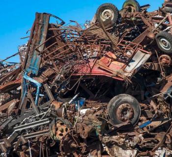 苍南废旧钢铁回收苍南废铁回收设备铁回收