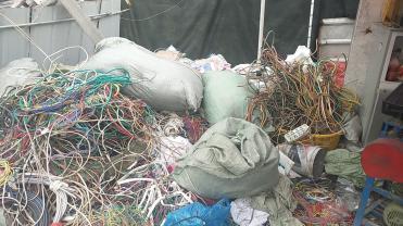苍南废旧金属回收 回收后免费清理场所