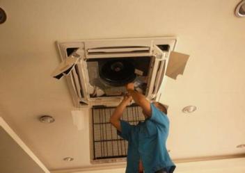 开封中央空调维修一律执行三个月保修服务