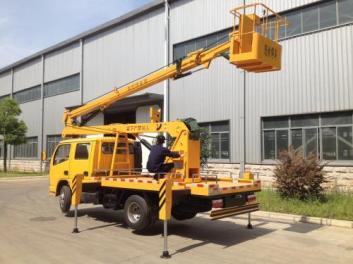 高空的作业车出租各类8米20米高空车