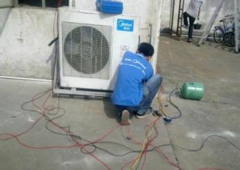 恩施空调加氟的正确操作步骤