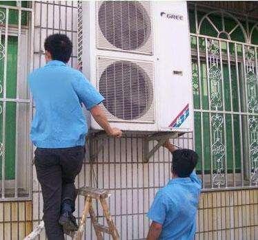 宁波格力空调维修_快速对格力空调各类故障维修及抢修