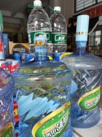 三亚桶装水鹿岭山泉桶装水配送