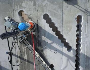 南充钻孔专业打孔工程打孔楼板打孔