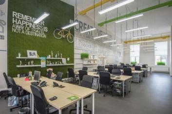 香洲区办公室装修以客户需求为核心