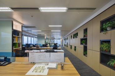 香洲区办公室装修设计施工一站式服务