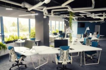 香洲区办公室装修设计要点