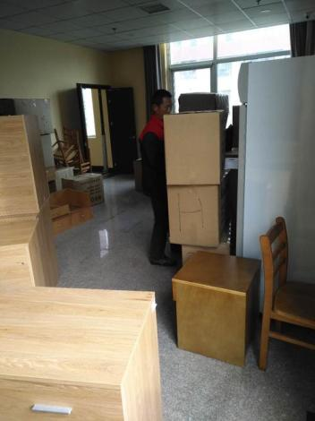 吉安搬家公司专业提供工厂搬迁