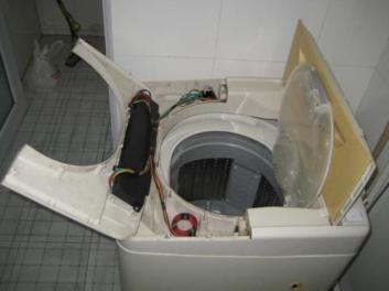 南充海尔洗衣机售后维修