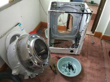 南充海尔洗衣机售后维修效果好深受好评