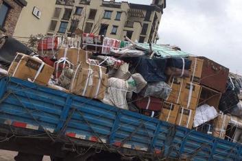 吉首搬家提供专业的搬家服务