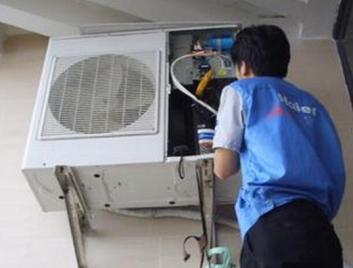 河源空调维修移机安装加氟保养清洗