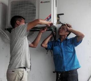 河源空调拆装空调移机步骤