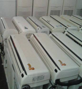 诸暨二手空调回收