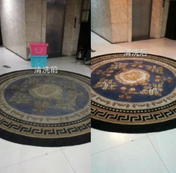 常德地毯清洗技术精湛