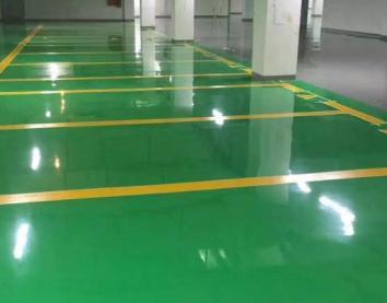 保定环氧地坪漆施工价格和保定地面施工