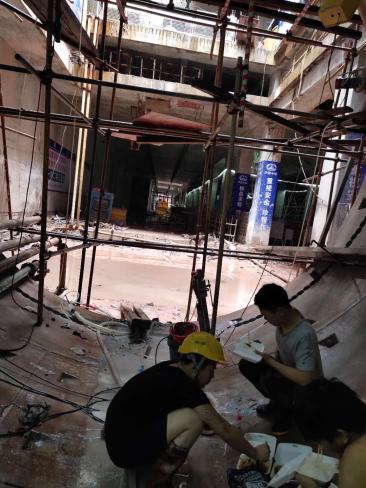 广州打孔切割一次成型内外无损