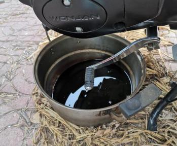 青岛液压油回收电话
