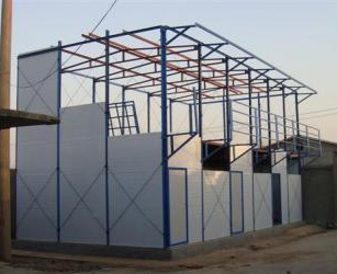 山西太原二手活动房钢结构价格
