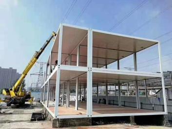 山西太原二手活动房钢结构回收当天到场_当天即可进行服务