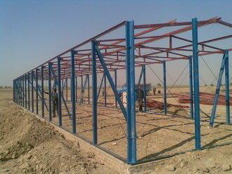 山西太原二手活动房钢结构安装技术精湛