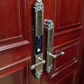 开封开锁开封换锁销售安装各种指纹锁