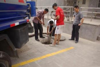 管道疏通清洗的方式