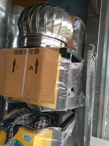 桐乡厨房排烟罩安装公司