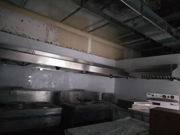 桐乡厨房排烟罩安装一站式服务