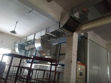 桐乡厨房排烟罩安装首选公司