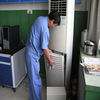 江南区空调移机_空调安装移机一站式服务