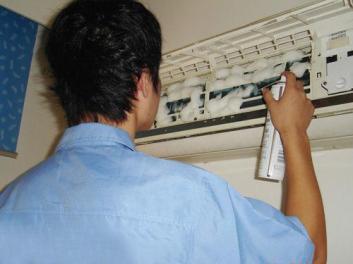 乐清免费上门维修安装空调人员专业
